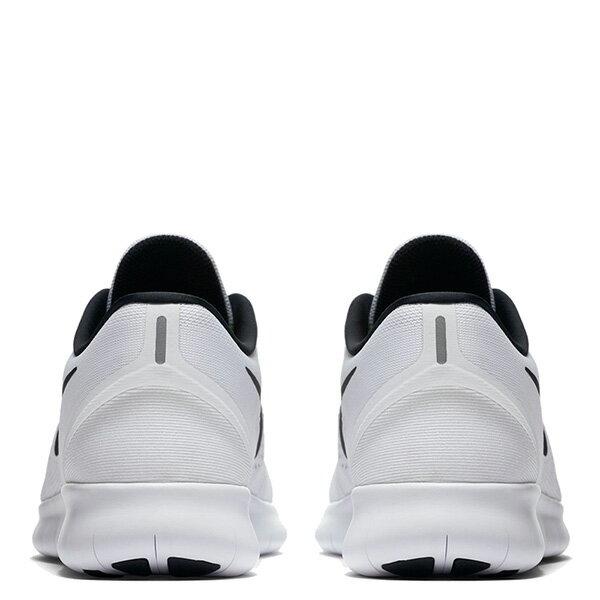 【EST S】Nike Free Rn 831508-100 反光 輕量 赤足 訓練 慢跑鞋 男鞋 白 G1011 3