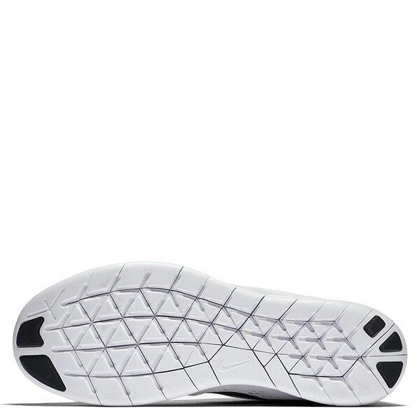 【EST S】Nike Free Rn 831508-100 反光 輕量 赤足 訓練 慢跑鞋 男鞋 白 G1011 4