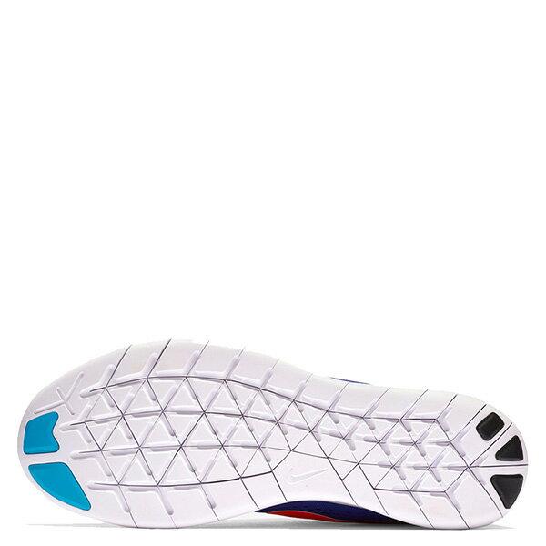 【EST S】Nike Free Rn 831508-401 反光 輕量 赤足 訓練 慢跑鞋 男鞋 藍 G1011 4