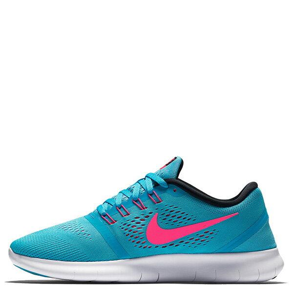 【EST S】Nike Free Rn 831509-401 反光 輕量 赤足 訓練 慢跑鞋 女鞋 藍 G1011 0