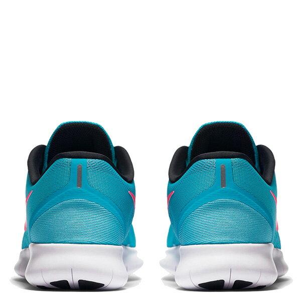 【EST S】Nike Free Rn 831509-401 反光 輕量 赤足 訓練 慢跑鞋 女鞋 藍 G1011 3