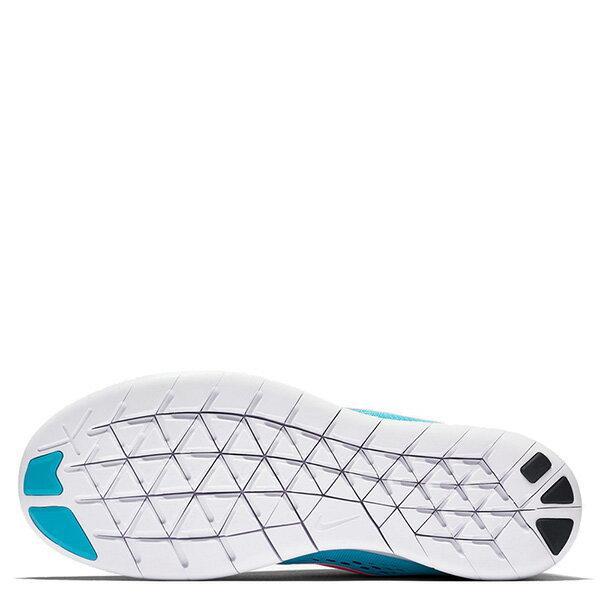 【EST S】Nike Free Rn 831509-401 反光 輕量 赤足 訓練 慢跑鞋 女鞋 藍 G1011 4
