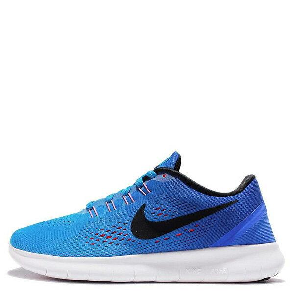 【EST S】Nike Free Rn 831509-404 反光 輕量 赤足 訓練 慢跑鞋 女鞋 藍 G1011 0