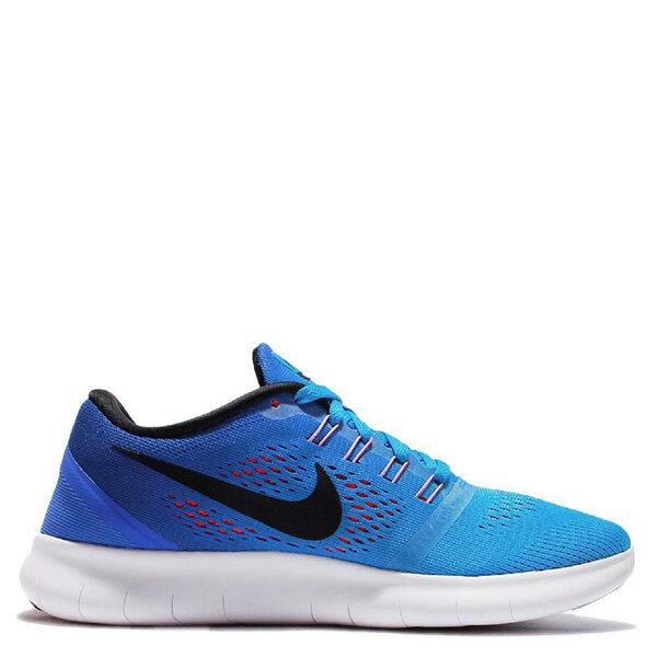 【EST S】Nike Free Rn 831509-404 反光 輕量 赤足 訓練 慢跑鞋 女鞋 藍 G1011 1