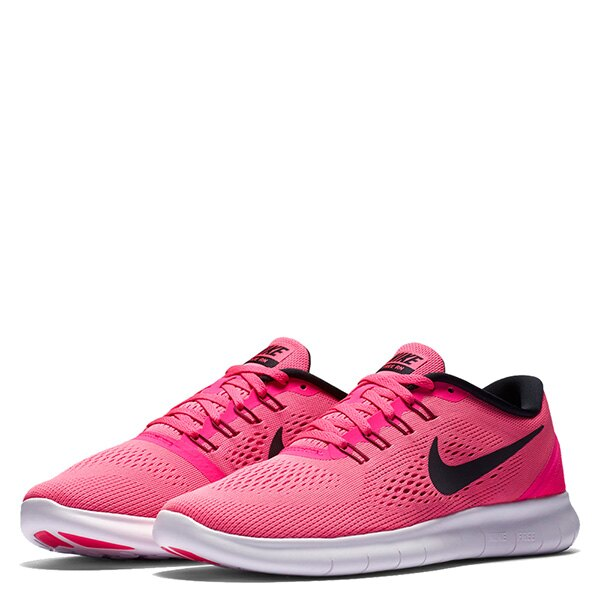 【EST S】Nike Free Rn 831509-600 反光 輕量 赤足 訓練 慢跑鞋 女鞋 粉 G1011 1