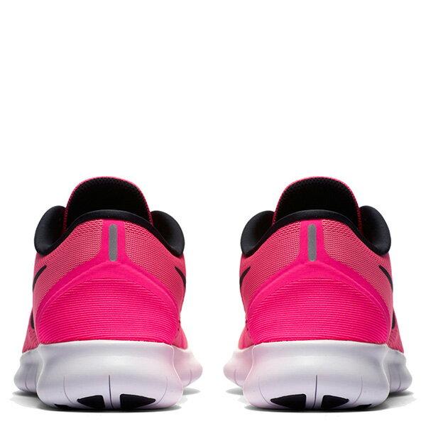 【EST S】Nike Free Rn 831509-600 反光 輕量 赤足 訓練 慢跑鞋 女鞋 粉 G1011 3