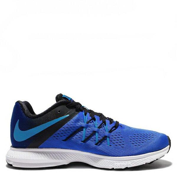 【EST S】Nike Zoom Winflo 3 831561-401 輕量透氣慢跑鞋 藍 G1111