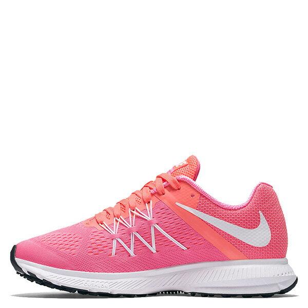 【EST S】Nike Zoom Winflo 3 831562-001 輕量 飛線 慢跑鞋 女鞋 粉 G1011