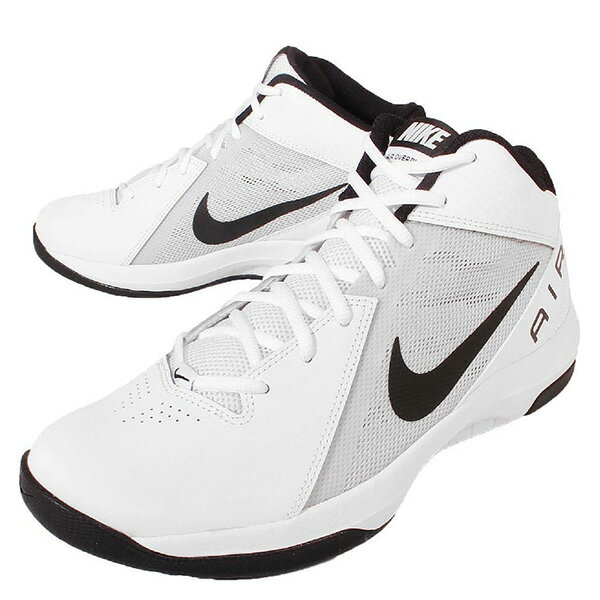 【EST S】Nike The Air Overplay Ix 831572-100 高筒 氣墊 籃球鞋 男鞋 白 G1011 2