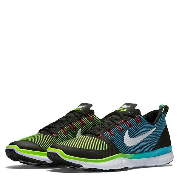【EST S】Nike Free Train Versatility 833258-013 赤足 多功能 訓練鞋 男鞋 綠 G1011 1