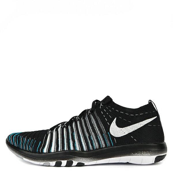 【EST S】Nike Free Transform Flyknit 833410-001 編織慢跑鞋 黑白 G1111