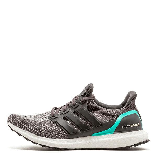 ~EST S~Adidas Ultra Boost 2.0 AQ5931 馬牌底 黑灰綠