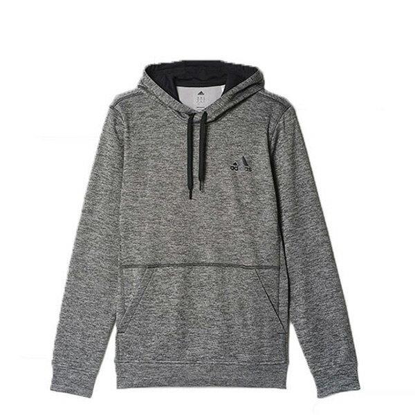 【EST S】Adidas Tiflc Po Climawarm AY9549 刷毛 連帽 帽Tee灰 G1216