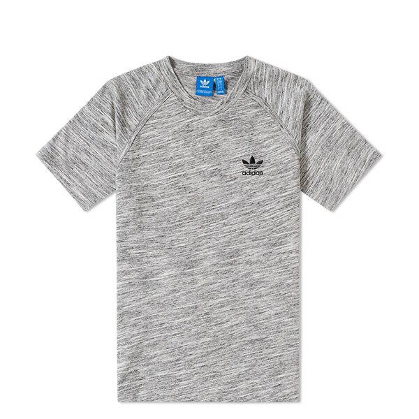 【EST S】Adidas Premium Trefoil TeeAZ1609 短袖上衣 男款 灰 G1217