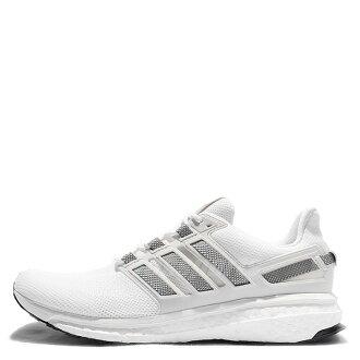 【EST S】Adidas Energy Boost AQ5960 3M反光 透氣網布 白灰 男鞋 H0112