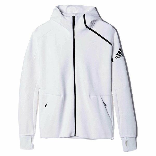 【EST S】Adidas Z.N.E. Hoodie B48878 貝克漢 彭于晏 余文樂 帽夾 白 H0112