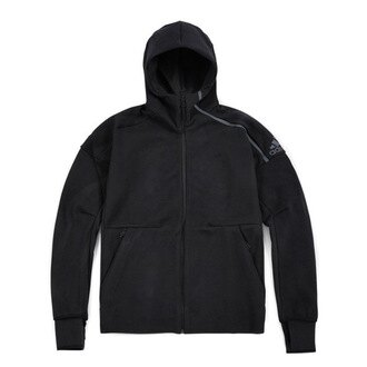 【EST S】Adidas Z.N.E. Hoodie B48879 貝克漢 彭于晏 余文樂 帽夾 黑 H0112
