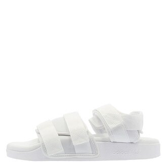 【EST S】Adidas Adliette Sandal BB5096 魔鬼氈 涼鞋 羅馬鞋 女鞋 白 H0609