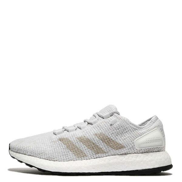 【ESTS】AdidasPureboostShoesBB6277雪花編織慢跑鞋男鞋灰白I0820