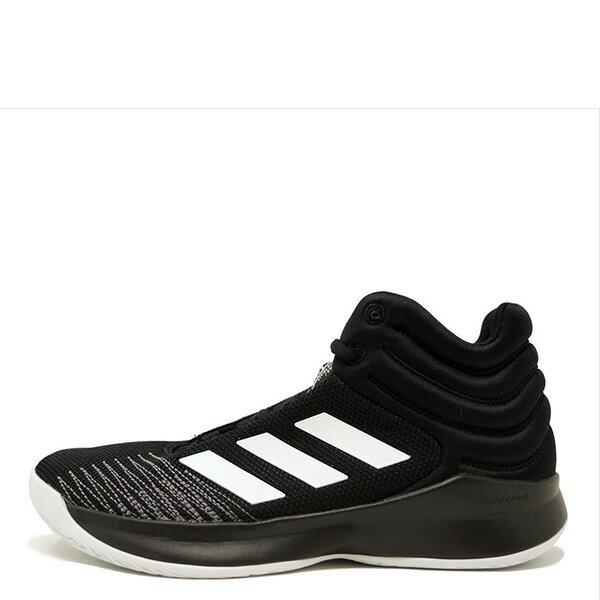 【ESTS】AdidasProSpark2018BB7538經典籃球鞋男款黑白I0820