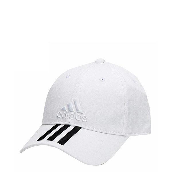 【EST S】Adidas Classic 3-Stripes Cap BK0806 老帽 白 I0516