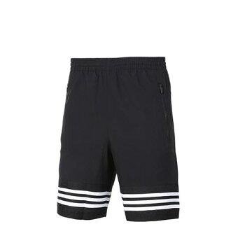【EST S】Adidas PT WT SH 3S MSH BK3252 運動 短褲 黑白 H0608
