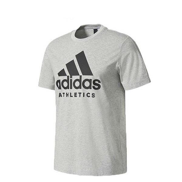 【EST S】Adidas Sport ID Tee BK3711 休閒 運動 短Tee 灰色 H0717