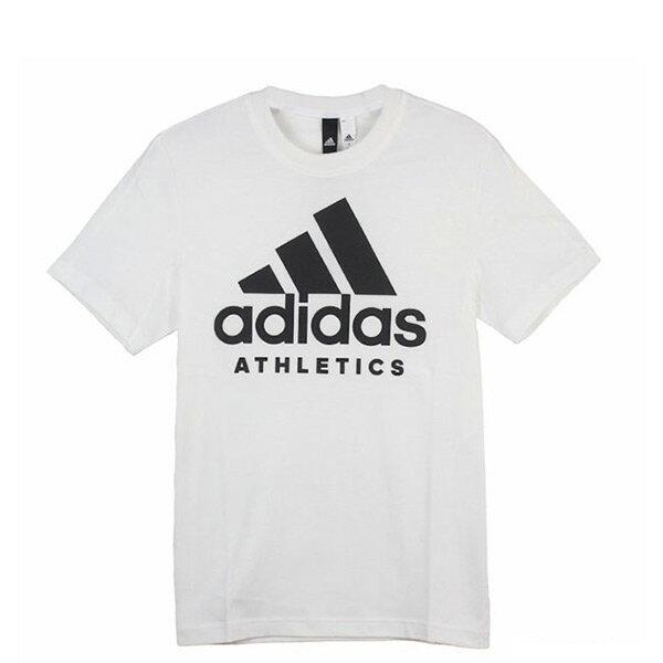 【EST S】Adidas Sport ID Tee BK3715 休閒 運動 短Tee 白色 H0717