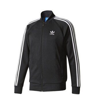 【EST S】Adidas Originals Superstar Tracktop BK5921 運動 外套 男款 黑 H0915
