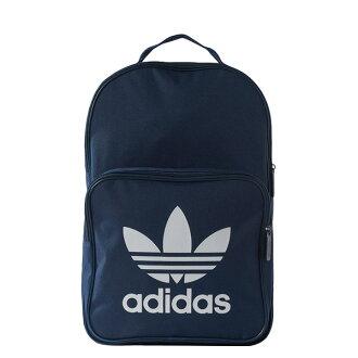 【EST S】Adidas Originals Trefoil Backpack BK6724 三葉草 後背包 深藍 H1117