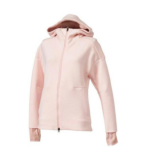 【EST S】Adidas Originals Z.N.E. Hoodie 2 Pulse BQ0107 外套 女款 粉 H1012