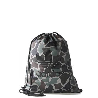 【EST S】Adidas Originals Gymsack In Camo BQ6102 束口袋 迷彩 H1023