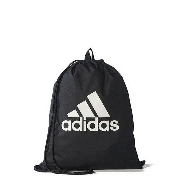【EST S】Adidas Per Logo GB BR5051 束口袋 後背包 黑 I0820
