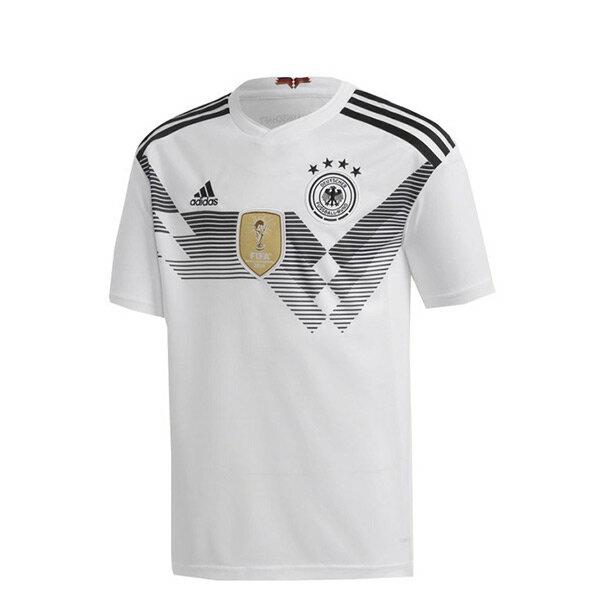 【ESTS】AdidasDFBHJERSEYMGermanyBR7843足球衣德國世足白黑I0621