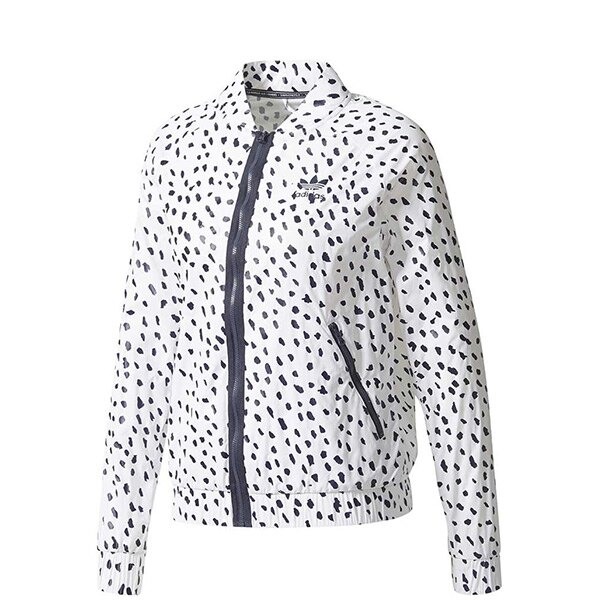 【EST S】Adidas SST Track Jacket BR9354 立領 外套 女款 豹紋 黑白 點點 H0921