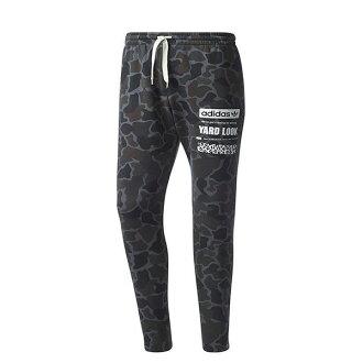【EST S】Adidas Street Camo SP BS2059 滿版 迷彩 長褲 黑 H1206