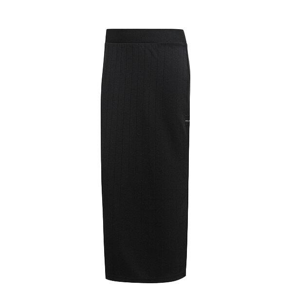 【EST S】Adidas EQT Skirt CD6885 側邊 開岔 A字裙 長裙 黑 I0205