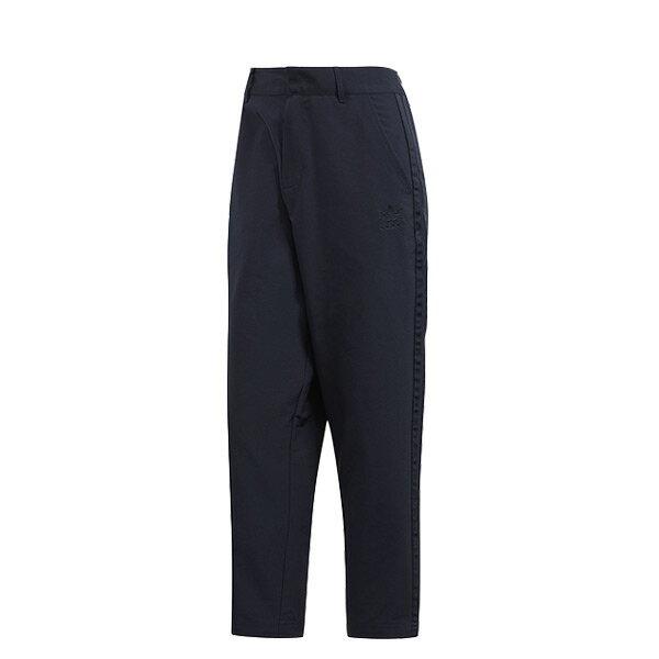 【ESTS】AdidasOriginalsEssentialSweatpantsCD6899七分褲女款深藍I0409