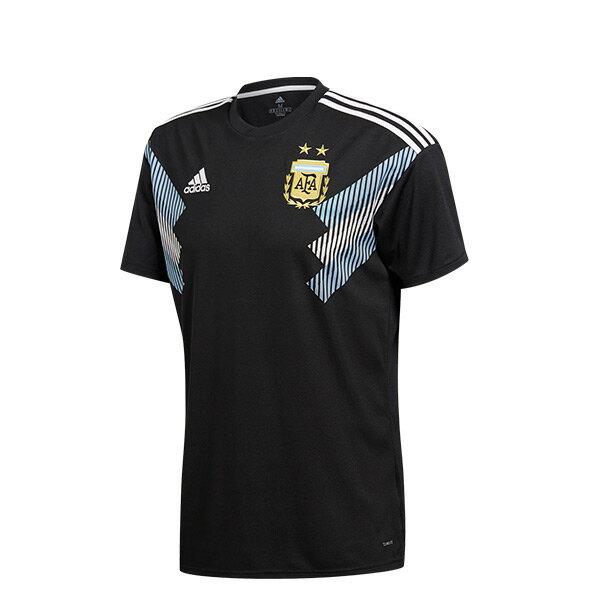 【ESTS】AdidasAWAYJERSEYCD8565世界盃足球衣阿根廷客場黑I0621