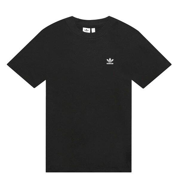 【ESTS】AdidasStylingTeeCE1666圓領素Tee短袖上衣女款黑I0313