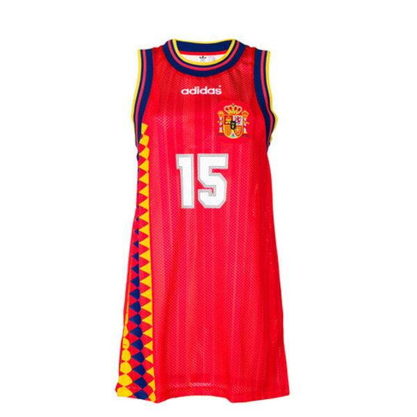 【ESTS】AdidasOriginalsSPAINTankDressCE2311西班牙洋裝背心I0612
