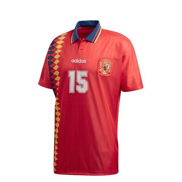 【ESTS】AdidasSpainJerseyCE2340西班牙FIFA世足賽球衣短Tee紅I0612
