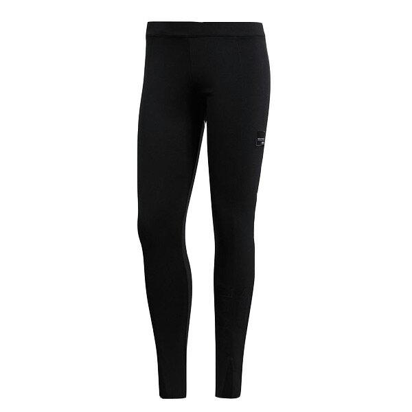 【ESTS】AdidasEQTPantsCE3780開叉內搭褲運動長褲女款黑I0205