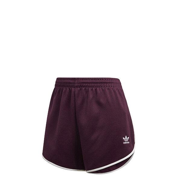 【ESTS】AdidasAA-42ShortsCE4177運動休閒短褲女款葡萄紫I0516