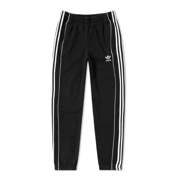 【ESTS】AdidasOriginalsNovaRetroJoggersBlackCE4809條紋棉褲黑白*I0205