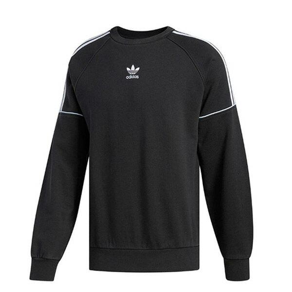 【EST S】Adidas Originals Nova Retro Sweatshirt CE4832 復古 大學Tee 黑 I0205