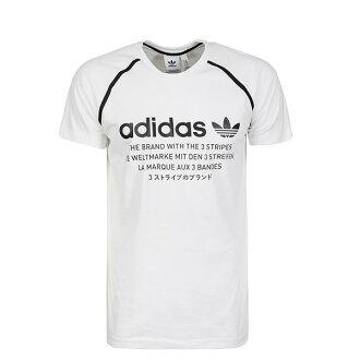 【EST S】Adidas Originals NMD D-T-Shirt CE7249 短Tee 白 H0713