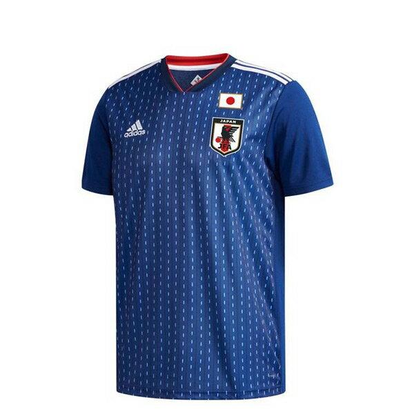 【ESTS】AdidasJFAHJERSEYMCV5638世界盃足球衣日本JAPAN藍I0621