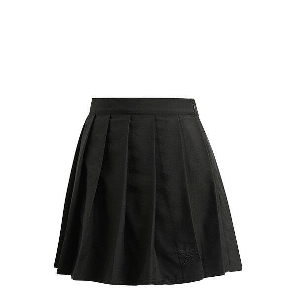 【ESTS】AdidasOriginalsClrdoSkirtCV5793運動百褶裙女款黑I0305