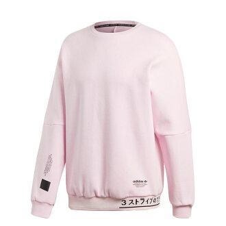 【EST S】Adidas Originals Nmd Crew CV5815 長袖 大學Tee 男款 粉 I0313